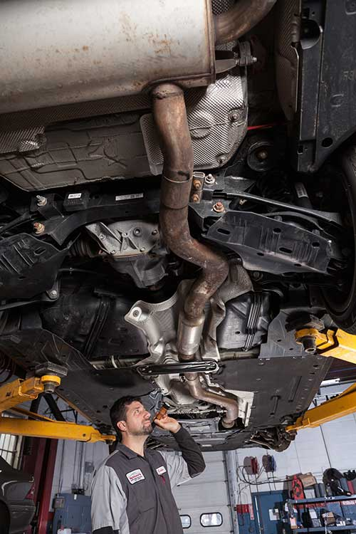 Exhaust System Mechanic