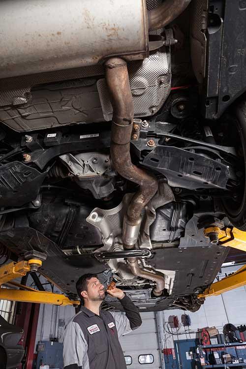 Exhaust System Mechanic