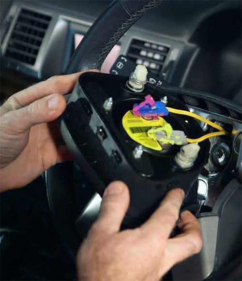 SRS Air Bag Diagnostics