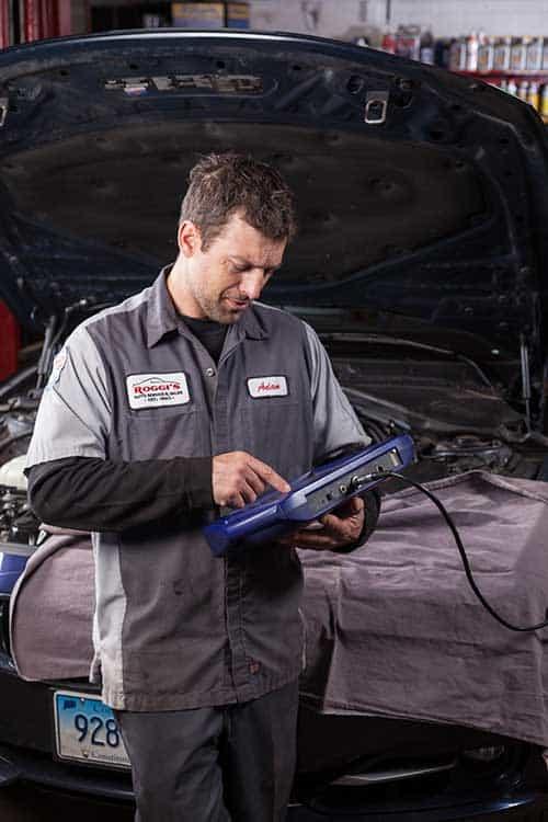 Electrical Diagnostics Mechanic Hartford CT