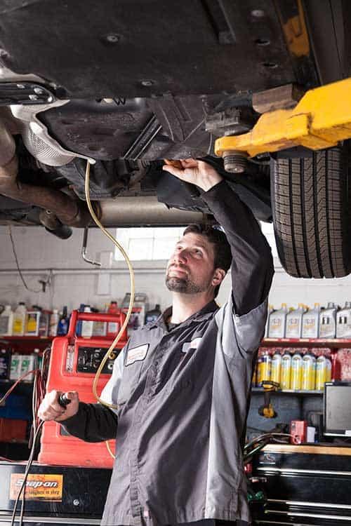 Emissions Repairs Mechanic